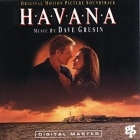 Havana - Original Motion Picture Soundtrack LP (VG+/VG+) -soundtrack-