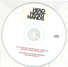 HeadHeartHands - HeadHeartHands PROMO CDEP (VG+/-) -indie pop/electro-