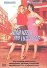 High Heels And Low Lifes DVD (VG+/VG+) -toiminta/komedia-