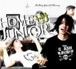 Home Junior - The Dirty Ghost Of Harmony CDS (VG+/VG+) -pop rock/pop punk-