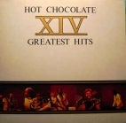 Hot Chocolate - XIV Greatest Hits LP (M-/VG+) -soul-