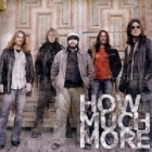 How Much More - How Much More CD (M-/M-) -hard rock-