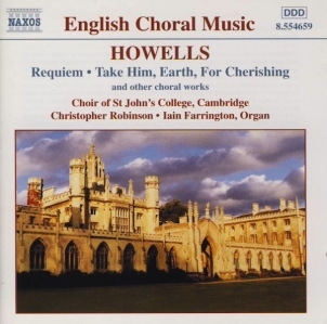 Howells - Requiem (And Other Choral Works) CD (M-/M-) -klassinen-