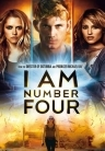 I Am Number Four DVD (M-/M-) -toiminta/sci-fi-