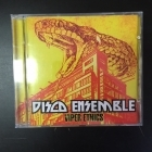 Disco Ensemble - Viper Ethics CD (VG+/VG+) -post-hardcore-