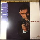 You Only Live Twice LaserDisc (VG-VG+/VG+) -toiminta-