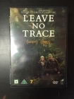 Leave No Trace DVD (M-/M-) -draama-