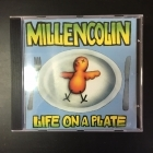 Millencolin - Life On A Plate CD (VG/VG+) -punk rock-