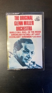 Glenn Miller And His Orchestra - The Original Glenn Miller Orchestra C-kasetti (VG+/VG+) -swing-