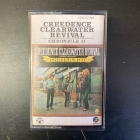 Creedence Clearwater Revival - Chronicle II C-kasetti (VG+/M-) -roots rock-