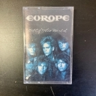 Europe - Out Of This World C-kasetti (VG+/VG+) -hard rock-