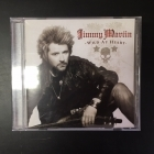 Jimmy Martin - Wild At Heart CD (VG+/M-) -hard rock-
