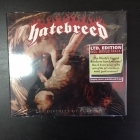 Hatebreed - The Divinity Of Purpose (limited edition) CD (avaamaton) -hardcore-