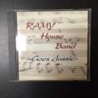 Ramy House Band - Goes Classic CD (VG+/M-) -rautalanka-