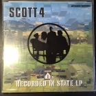Scott 4 - Recorded In State LP (M-/M-) -indie rock-