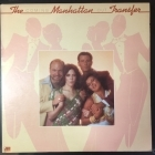 Manhattan Transfer - Coming Out LP (VG+/VG+) -jazz fusion-