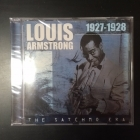 Louis Armstrong - The Satchmo Era 1927-1928 CD (avaamaton) -jazz-