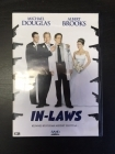 In-Laws DVD (VG/M-) -toiminta/komedia-