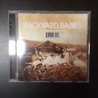Backyard Babies - People Like People Like People Like Us CD (M-/M-) -hard rock-