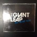Giant Leap - All In My Head CDS (M-/M-) -pop rock-
