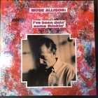 Mose Allison - I've Been Doin' Some Thinkin' LP (VG+-M-/VG+) -jazz-