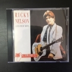 Ricky Nelson - Greatest Hits CD (VG+/M-) -rock n roll-