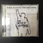 Rage Against The Machine - The Battle Of Los Angeles CD (VG+/M-) -alt metal-