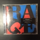 Rage Against The Machine - Renegades (limited edition) CD (VG/VG+) -alt metal-