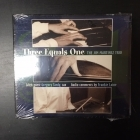 Jim Martinez Trio - Three Equals One CD (avaamaton) -jazz-