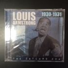 Louis Armstrong - The Satchmo Era 1930-1931 CD (avaamaton) -jazz-