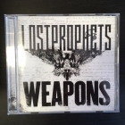 Lostprophets - Weapons CD (VG/M-) -alt metal-