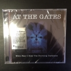 At The Gates - With Fear I Kiss The Burning Darkness (remastered) CD (avaamaton) -melodic death metal-