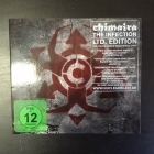 Chimaira - The Infection (limited edition) CD+DVD (VG+-M-/M-) -groove metal-