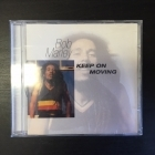Bob Marley - Keep On Moving CD (VG+/VG+) -reggae-