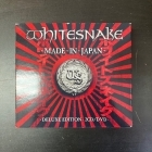 Whitesnake - Made In Japan (deluxe edition) 2CD+DVD (M-/M-) -hard rock-