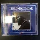 Thelonious Monk - 'Round Midnight (The Best Of) CD (VG+/VG+) -jazz-