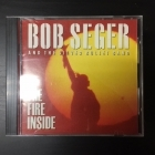Bob Seger And The Silver Bullet Band - The Fire Inside CD (VG+/M-) -roots rock-