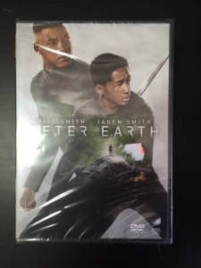After Earth DVD (avaamaton) -seikkailu/sci-fi-