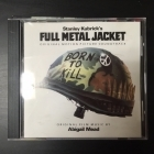 Full Metal Jacket - Original Motion Picture Soundtrack CD (VG+/M-) -soundtrack-