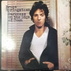 Bruce Springsteen - Darkness On The Edge Of Town LP (VG-VG+/VG) -roots rock-