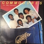 Commodores - In The Pocket LP (VG/VG) -soul-