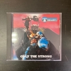 Thor - Only The Strong CD (VG+/M-) -heavy metal-