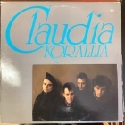 Claudia - Korallia LP (VG/VG) -pop rock-