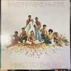 Earth, Wind & Fire - Head To The Sky LP (VG+/VG+) -soul-