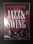 Ella Fitzgerald & Other Jazz & Swing Greats - Live From Lincoln Center DVD (VG/M-) -jazz- (NTSC)