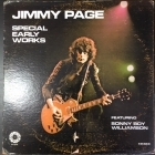 Jimmy Page - Special Early Works Featuring Sonny Boy Williamson (US/SPB-4038/1972) LP (VG-VG+/VG) -blues rock-