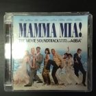 Mamma Mia! - The Movie Soundtrack CD (VG+/VG+) -soundtrack-