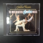 Most Beautiful Ballet Music CD (VG/M-) -klassinen-