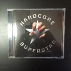 Hardcore Superstar - Hardcore Superstar CD (VG+/VG+) -hard rock-