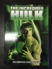 Incredible Hulk - Kausi 4 5DVD (M-/VG+) -tv-sarja-